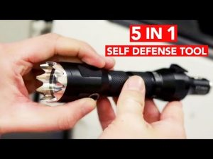 5 in 1 Self Defense Tool Everyone Should Have! – Review & Unboxing