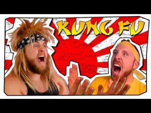 Kung Fu Karl's Self Defense Class | Office Antics