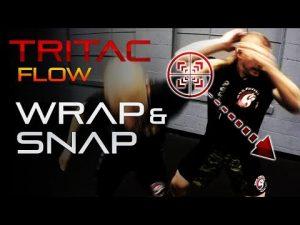 TRITAC-Move: Grab Self-Defense › Wrap-N-Snap