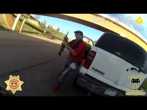 Colorado Officer Had to Be Fast | Active Self Protection