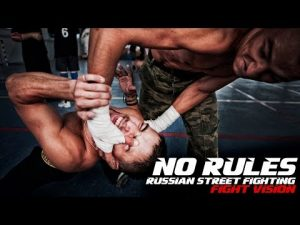 No rules Street Fighting and Self-Defense Sparring in Russia | Fight vision