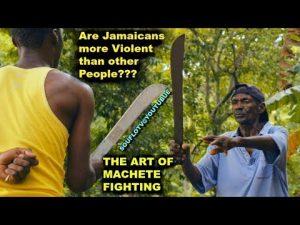 SELF DEFENSE, THE ART OF WAR JAMAICAN STYLE