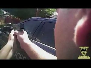 New Mexico Officer Has Only a Split Second to Save His Life | Active Self Protection