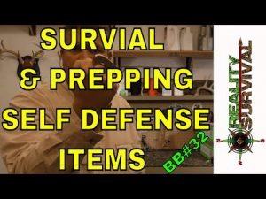 Survival and Prepping Self Defense Items From Battlbox