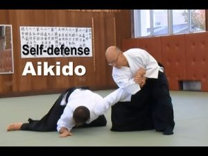 "Tateyama Sempai style ""Self-protection Aikido"""