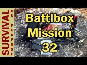 Battlbox Mission 32 Unboxing – The Self Defense Box