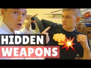 Improvised Self-Defense Weapon With Jesse Enkamp (The Karate Nerd)