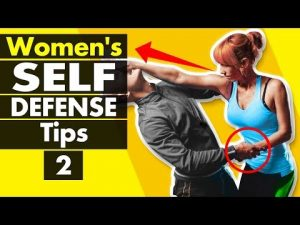 Women's Self Defense Tips  Lesson 2 – How to Defend Against Wrist Grab