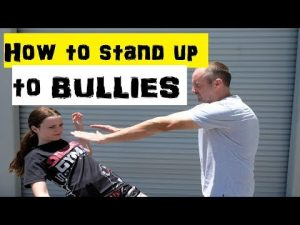 Self Defense Collection: 2 Anti-Bully Defense Techniques