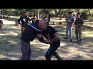 ·CMBTVS· Mexican self-defense