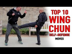 Top 10 Wing Chun self defence moves You must know