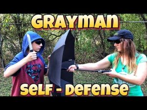 Best Gray Man Self-Defense Tool | Unbreakable Tactical Umbrella
