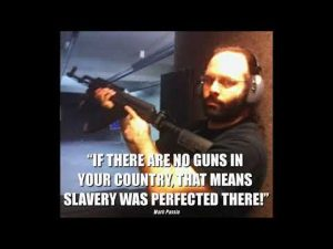 Mark Passio On The Lefists Promoting Gun Control & Conflating Self Defense With Violence