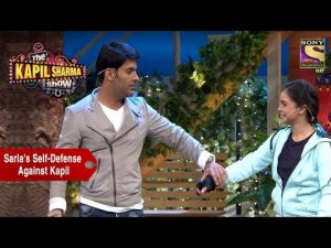 Sarla Uses Self-Defense Against Kapil – The Kapil Sharma Show