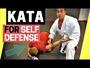 THE #1 KATA BUNKAI EXERCISE FOR SELF-DEFENSE — Jesse Enkamp