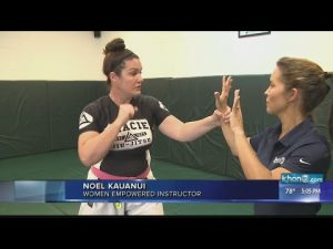Increase in rapes fuels demand for self-defense courses