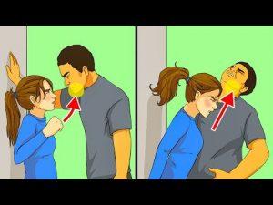 30 SELF-DEFENSE TECHNIQUES FOR WOMEN