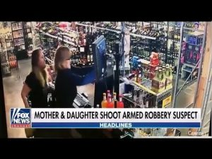 "Mother and Daughter Shoot Armed Robbery Suspect ""SELF-DEFENSE"""