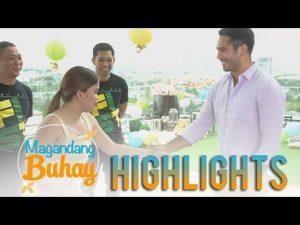 Magandang Buhay: Self Defense 101 with Momshie Melai and Gerald