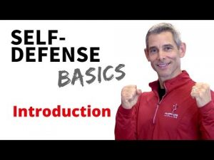 Self Defense Basics Course – Welcome!