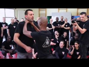 Learn Self Defense with Fred Mastro