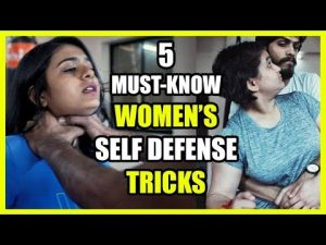 5 Easy Women's Self Defense Techniques | BeerBiceps Women's Day Martial Arts Special