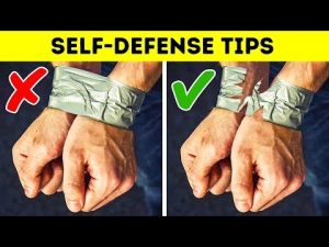 SELF-DEFENSE TIPS AND LIFE HACKS TO MAKE YOUR LIFE SAFER AND EASIER