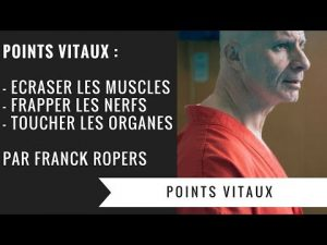 FRANCK ROPERS – COMMENT FRAPPER LES POINTS VITAUX ? (PENCHAK SILAT – SELF DEFENSE)