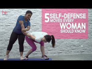 5 Self-Defense Moves Every Women Should Know | HER Network