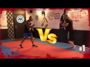Fight Mentality PFS streetfighting Ahmet Kaydul Self Defense Selbstverteidigung Trainingseinblicke
