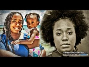 Pregnant Black Woman Arrested for Self Defense