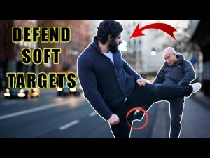 How to defend groin eyes & solar plexus attack Self-defence
