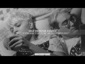 "Self Defense Family – ""The Supremacy of Pure Artistic Feeling"" (Official Audio)"