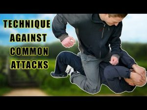 Self-Defense technique against common attacks