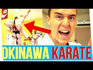 KARATE THROWS, BUNKAI & SELF-DEFENSE SEMINAR — Jesse Enkamp