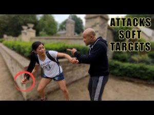 Women's Self Defense | Attack Soft Targets