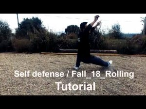 Fighting Self Defense/Fall_18_ Rolling Tutorial | Shaolin Kung Fu