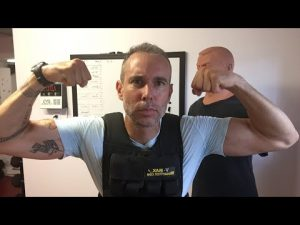 Motivational Fitness and Self Defense Video with Nick Drossos