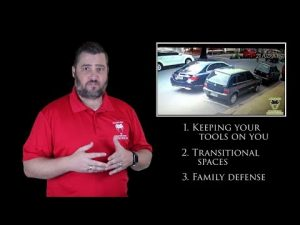 Prepared Dad Smokes Carjacker | Active Self Protection