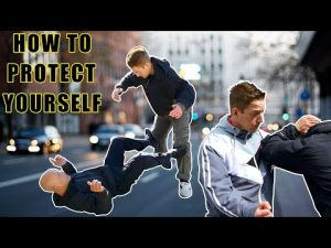 How to protect yourself | Self defense technique