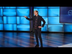 Cute Cats and Stupid Self-Defense Classes: Ellen Checks Out Amazing Viral Videos