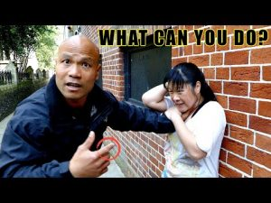 3 Self Defense moves all woman need to know