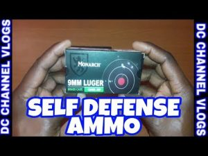 Favorite Self Defense Monarch Ammo | VLOG