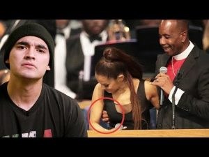 Women's Self Protection: Ariana Grande, GROPED