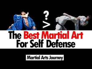 What Is The Best Martial Art for Self Protection? • Martial Arts Journey