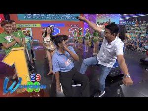 Wowowin: Isang contestant, nagturo ng self-defense
