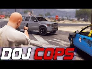 Dept. of Justice Cops #593 – Self Defense!