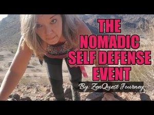 The Nomadic Self Defense Event
