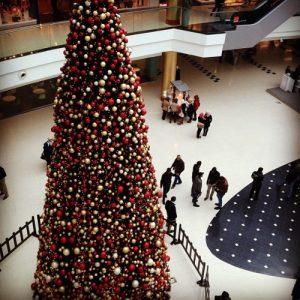 Christmas #citymall #amman