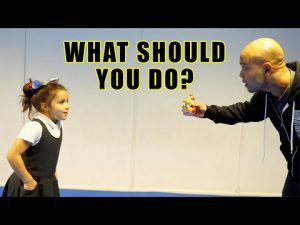 Self Defense for Kids | Master Wong – GNT